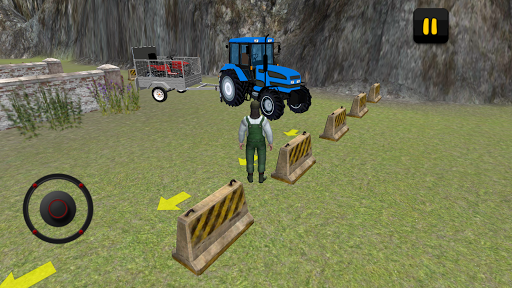 Landscaper 3D: Mower Transport