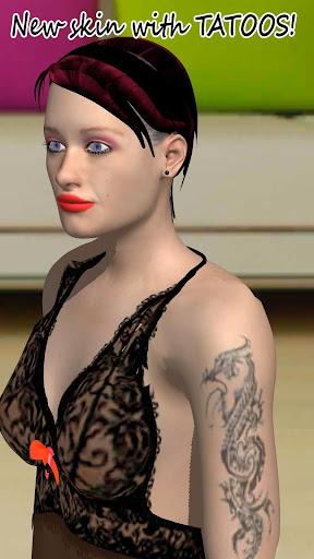 My Virtual Girl, pocket girlfriend in 3D 0.6.1 screenshots 10