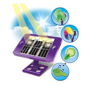 Set jucarie educativa cu panou solar - Solar Energy System