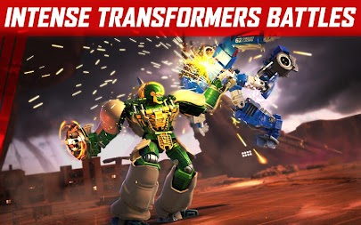 TRANSFORMERS: Forged to Fight APK screenshot thumbnail 1