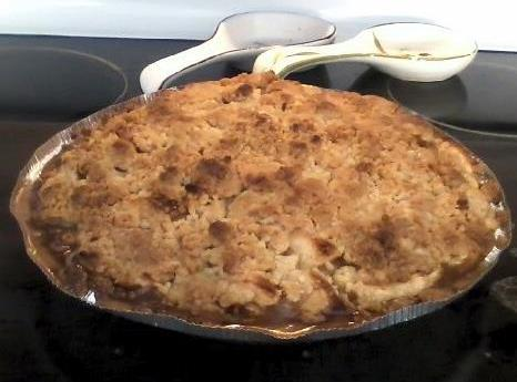 Aunt Kerry's Dutch Apple Pie Recipe