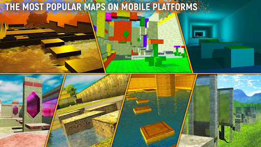 BunnyHop: Bhop & Surf 1.5 screenshots 10