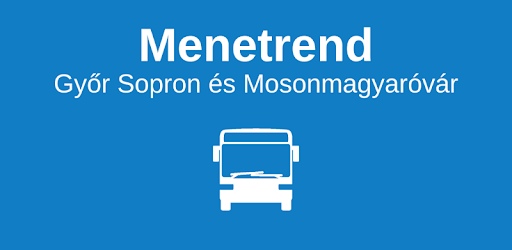 Menetrend app (apk) free download for Android/PC/Windows screenshot