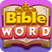 Bible Word Puzzle - Free Bible Story Game icon