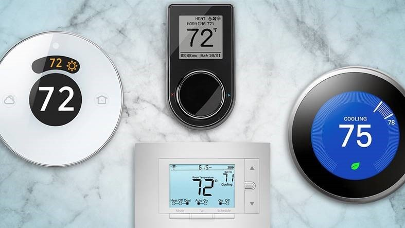 Image result for smart thermostat