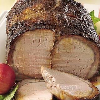 Grilled Seasoned Pork Roast.