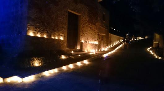 Disfrutar de la noche de las Perseidas entre 14.000 velas