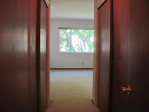 Photo: Hallway to Master Bedroom with Closet on both sides