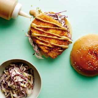How To Make The Burger Lab's Tonkatsu Pork Burger.