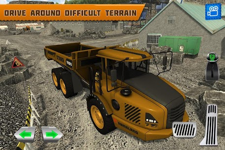Quarry Driver 3: Giant Trucks App Download For Android and iPhone 4