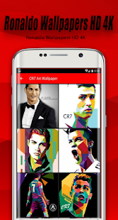 C.Ronaldo Wallpapers HD - náhled