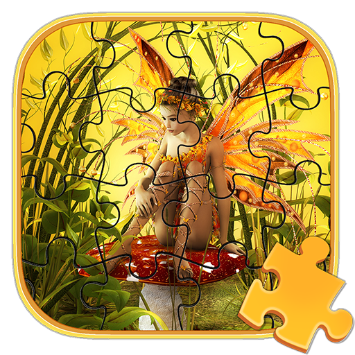 Fairy Jigsaw Puzzles Free file APK Free for PC, smart TV Download