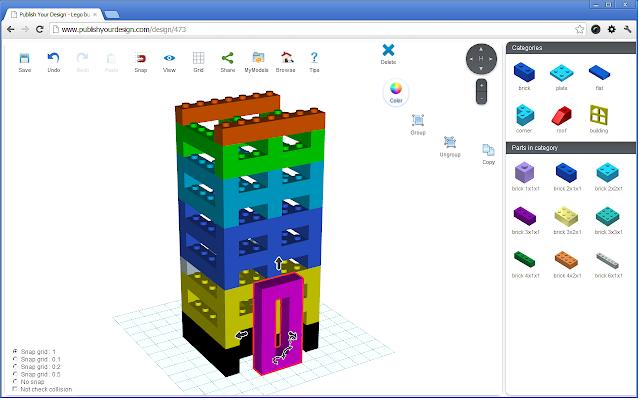 Lego Builder
