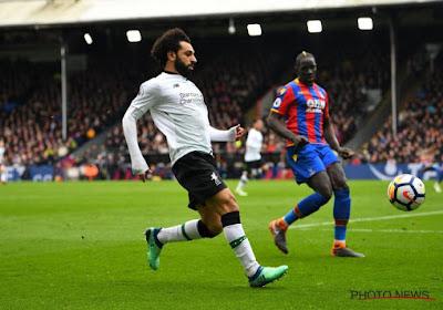 ? Crystal Palace craque sur la fin face à Liverpool