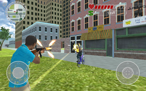 Miami Crime Vice Town v1.1.2 (Mod Money)