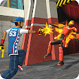 Action-Man Super Hero Rush Run