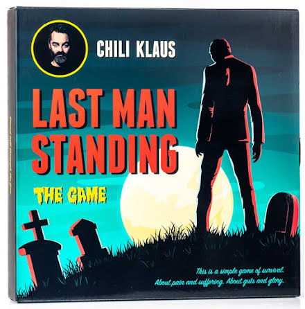 Chilispel - Last man standing, The Game – Chili Klaus