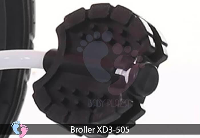 Xe đạp ba bánh Broller XD3-505 cho trẻ em 8