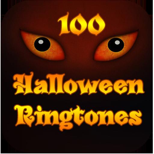 100 Halloween Ringtones 遊戲 App LOGO-硬是要APP