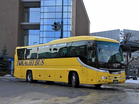 十勝バス「ポテトライナー」 1509