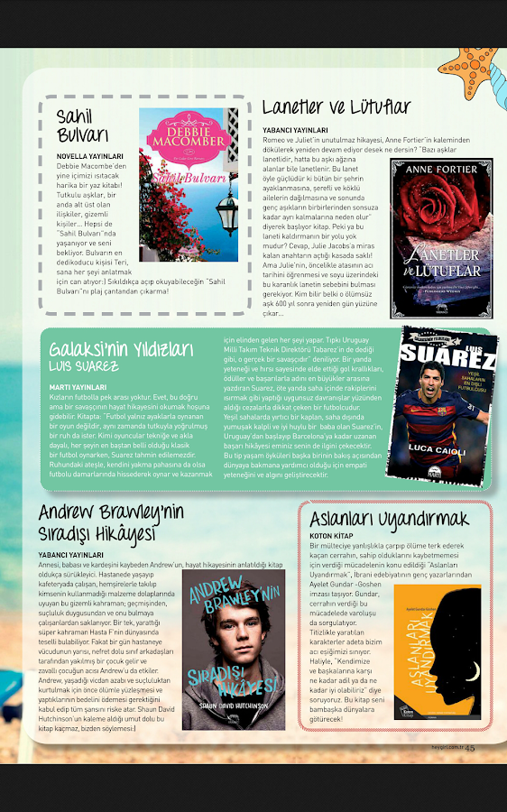 Hey Girl Dergisi- screenshot