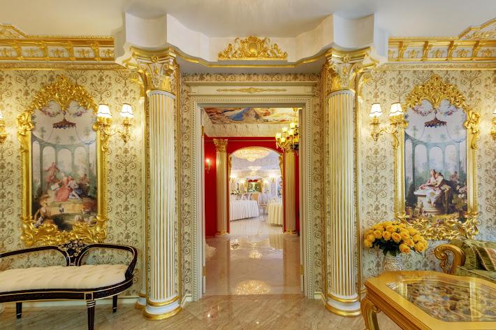 Фото №5 зала Зал «Монарх»
