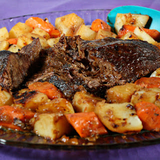 Easy Pot Roast.