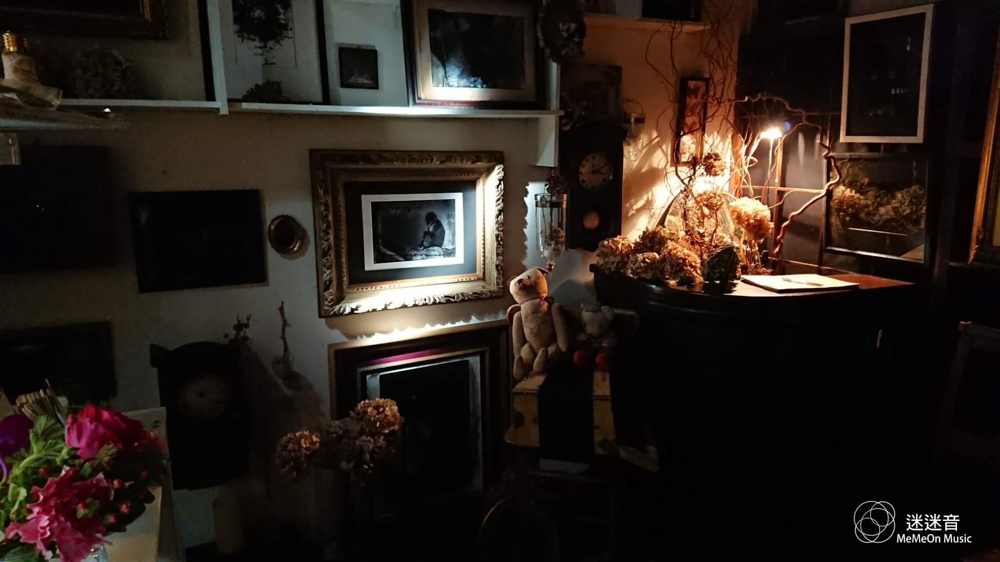 【迷迷現場】 寫真館Gelatin (寫眞館ゼラチン)東京個展「ROOM_#5」 季節限定的光影之美