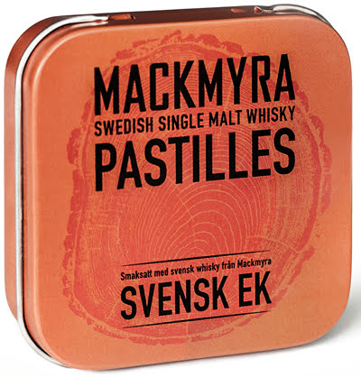 Svensk Ek pastill - Mackmyra