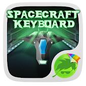 Spacecraft Keyboard