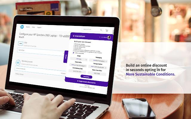 mandatum - Sustainable Discounts™