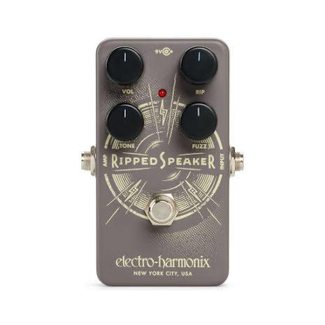 Electro Harmonix Ripped Speaker Fuzz/Distortion