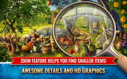 Mystery Journey Hidden Object Adventure Game Free - náhled