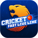 Cricket Fast Live Line - IPL Live Score & Analysis icon