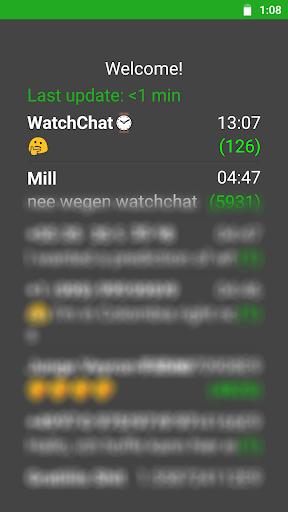 WatchChat  screenshots 1