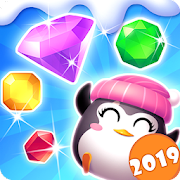 Ice Crush 2019 - A new Puzzle Matching Adventure