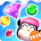 Ice Crush 2019 - A new Puzzle Matching Adventure icon