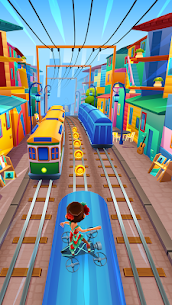 Subway Surfers MOD (Unlimited Coins/Key) [Latest] 3