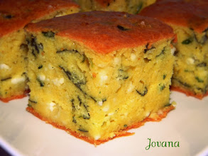 """Photo: This is called """"PROJA"""" traditional serbian food here is the link http://easteuropeanfood.about.com/od/croatianserbbreads/r/proja.htm . But if ur in a hurry there is a 10-15 min version right here http://www.becook.com/en/recipe/cornbread-with-yogurt.htm"""