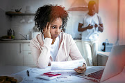 Hiding financial commitments from your spouse puts a strain to the relationship, a situation that can lead  to divorce.