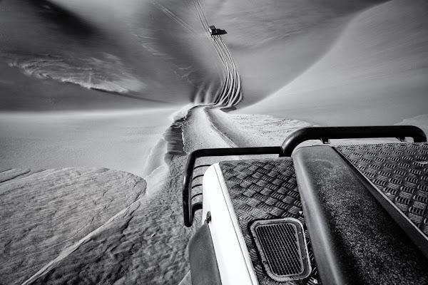 Hot pursuit di Marco Tagliarino