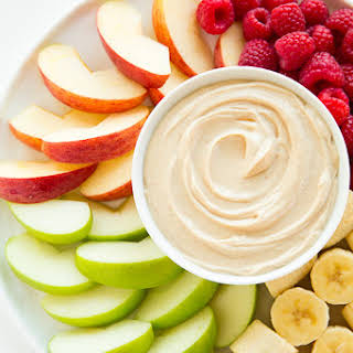 Peanut Butter Fruit Dip.