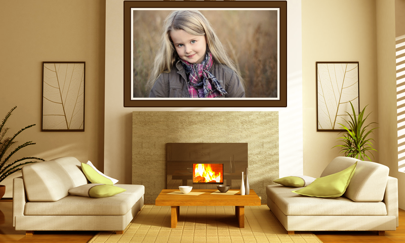interior design photo frame screenshot