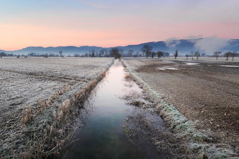 Frozen land di Justinawind