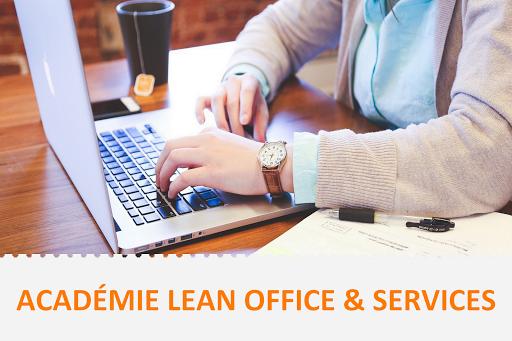 Formation Académie Lean Office, Services et Fonctions support