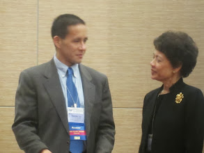 Photo: Dr. Kawika Liu & Dr. Luceli Cuasay