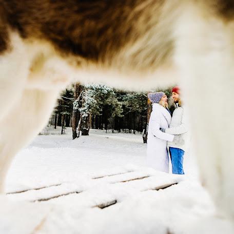 Wedding photographer Mariya Kavtaskina (marusya17). Photo of 29.01.2018