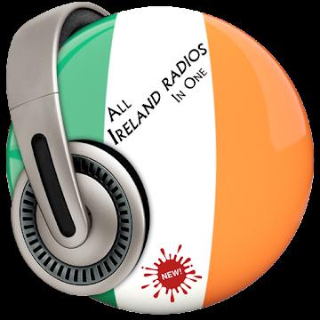 All Ireland Radios in One Free