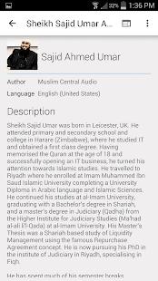 Sajid Ahmed Umar- screenshot thumbnail