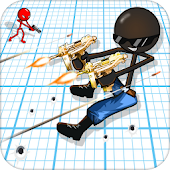 Sniper Shooter Stickman Fury